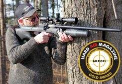 Brocock Sniper XR Test Review .22 Caliber