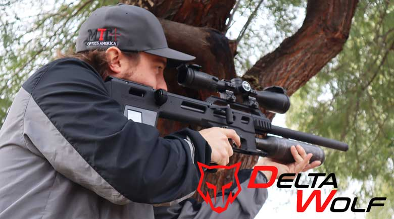 Daystate Announces The New Delta Wolf Air Rifle