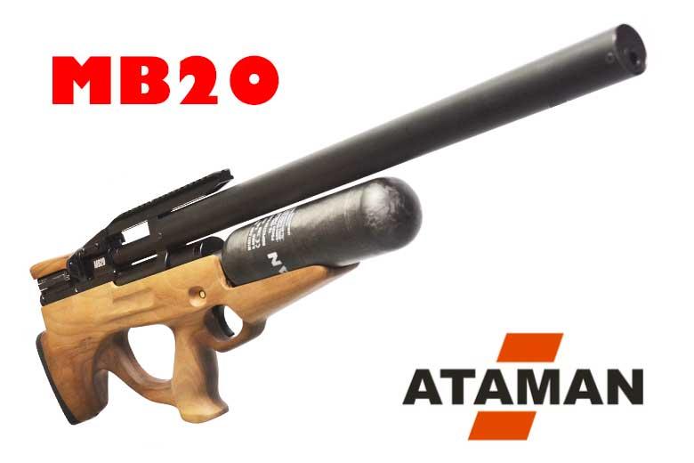 Coming Soon - The Ataman MB20 Slug Gun