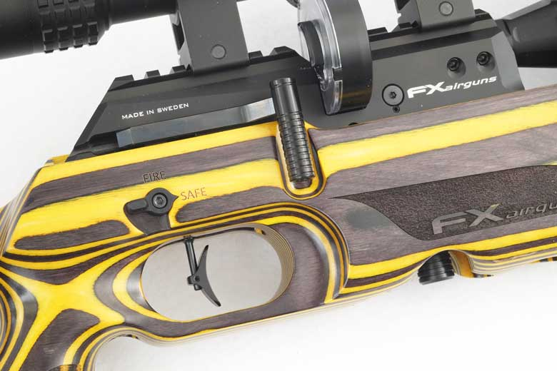 Check Out The FX Crown Continuum Yellowjacket