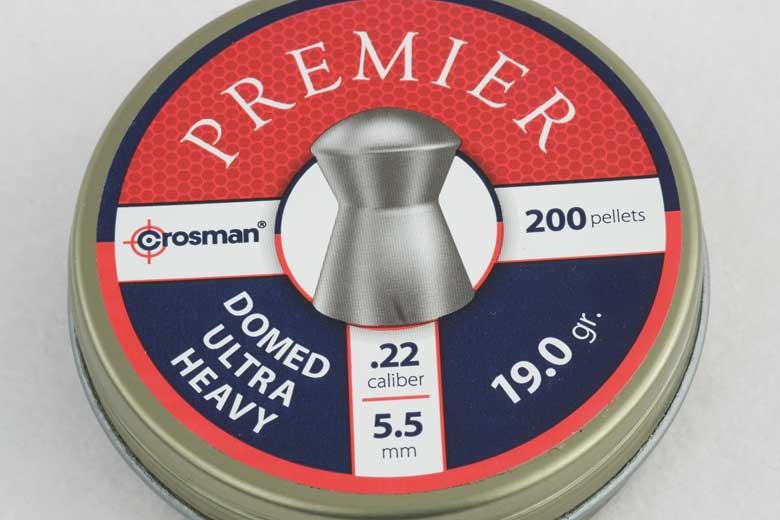 Crosman Premier Domed Ultra Heavy 19.0 Grain
