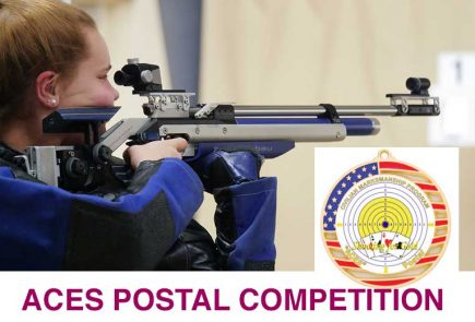 Why Not Join The CMP Aces Postal Airgun Competition?