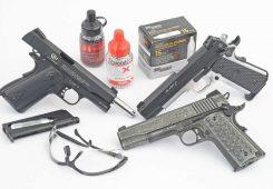 Choosing The Best 1911 Blowback Air Pistol