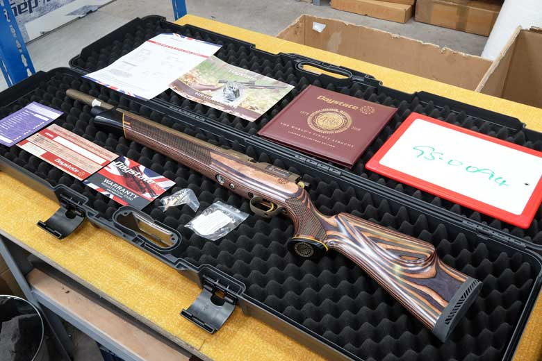 Daystate Genus Limited Edition Air Rifle