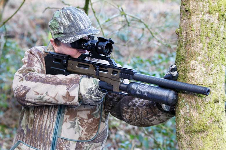 More About The Daystate Delta Wolf Air Rifle