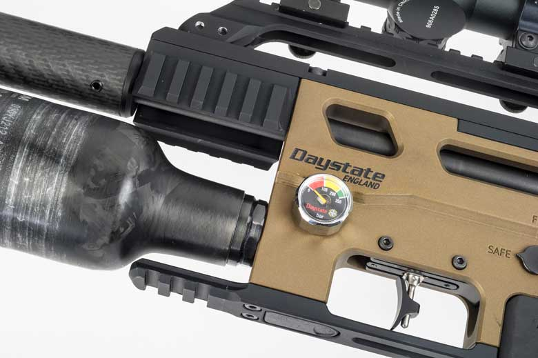 More About The New Daystate Delta Wolf Air Rifle