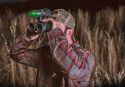 Axeon NightVue - A New Tool For The Nighttime Airgun Hunter