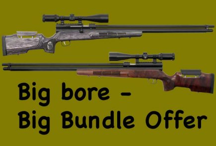 Bundled Bushbuck 45 Deals Now At AoA - Save $439.99