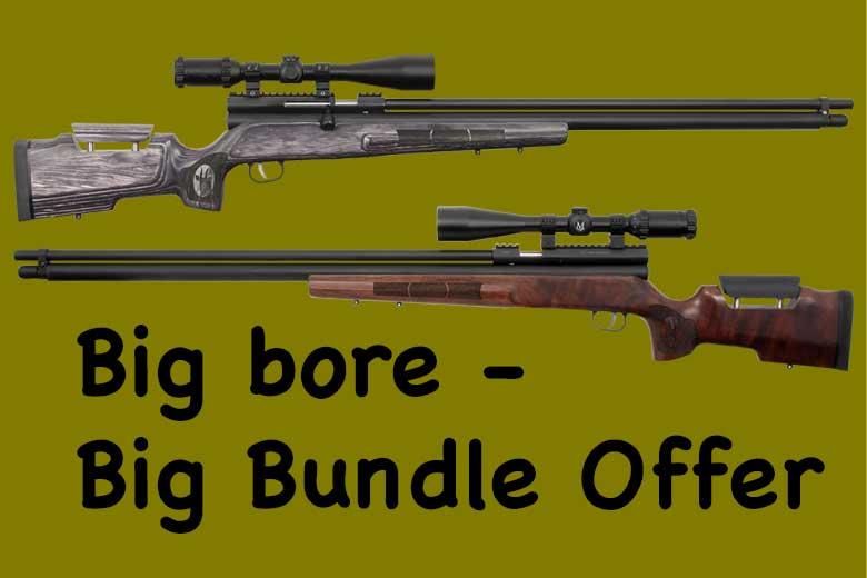 Bundled Bushbuck 45 Deals Now At AoA - Save $439.99