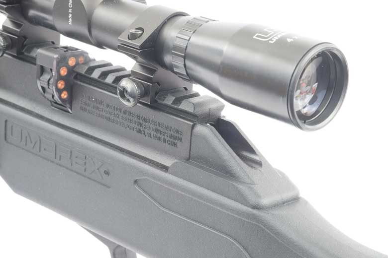 Umarex Fusion 2 Air Rifle Test Review