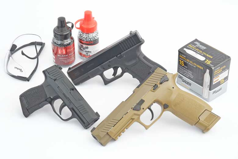 Choose The Best Modern Replica Air Pistol