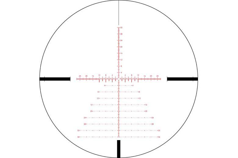 New Vortex Optics Strike Eagle 5-25x56 FFP Scope
