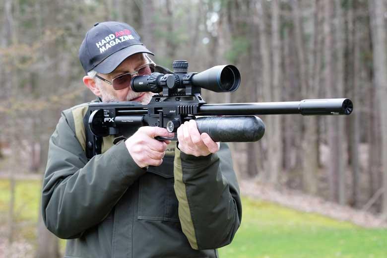Meopta Optika6 3-18x56 RD FFP Riflescope