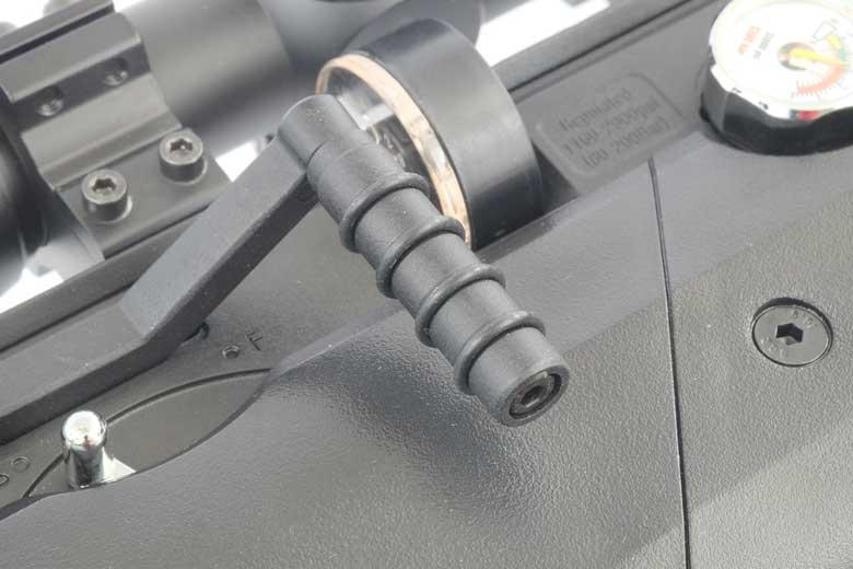 Air Venturi Avenger PCP air rifle
