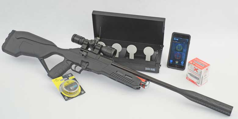 The Perfect Indoor Airgun Shooting System