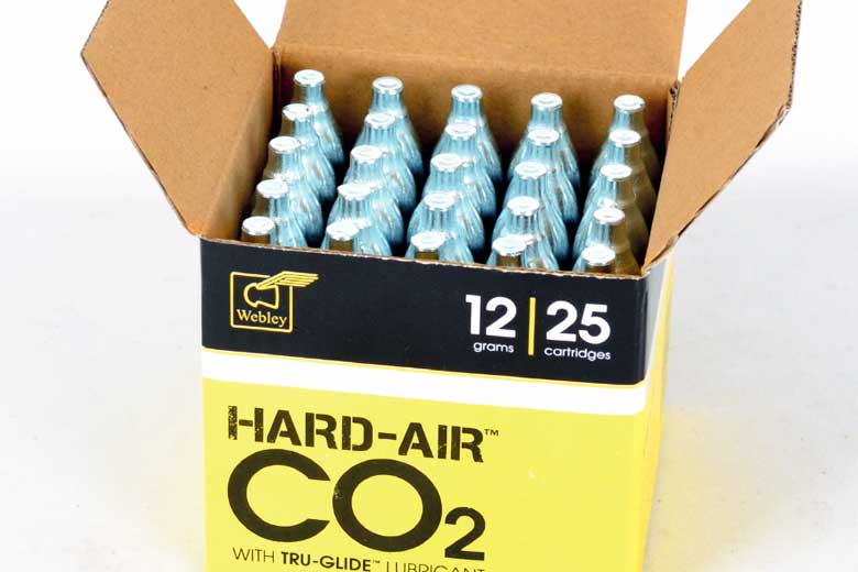 Hard Air CO2 Now Available - It's No Relation To HAM!
