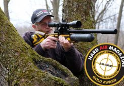 FX Crown Continuum Air Rifle Test Review .22 Caliber