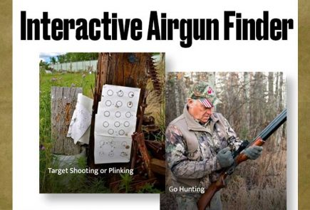 Pyramyd Air Introduces New Interactive Airgun Finder