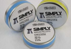 New JSB Simply Airgun Pellets For Practice And Plinking