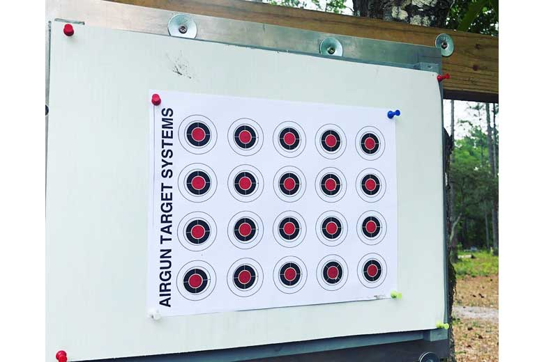 New Ballistic Target Panels from Airgun Target Systems