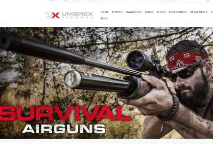 Check Out The Refreshed Umarex USA Website
