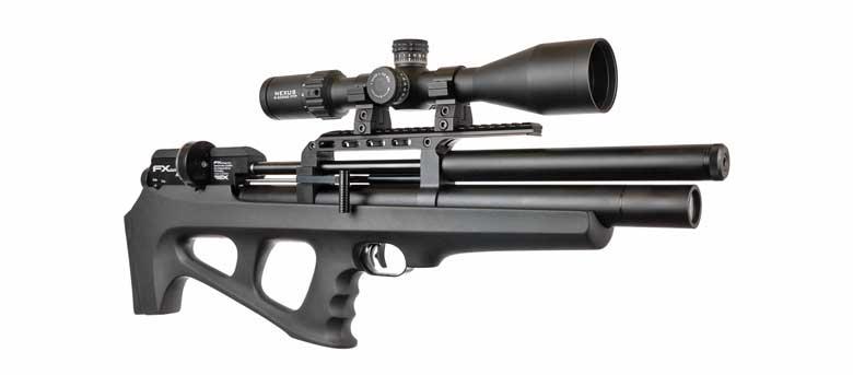 New FX Wildcat MkIII Is Launched