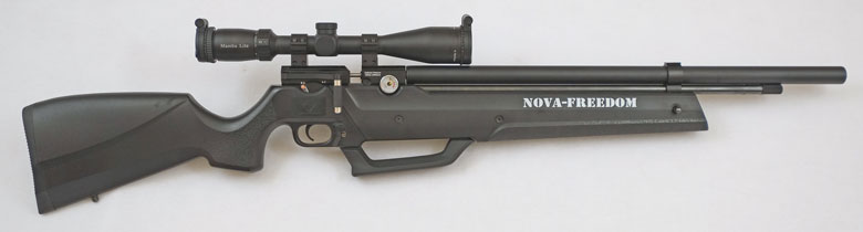 Why Is the American Tactical Nova Freedom The Best Airgun for Me?