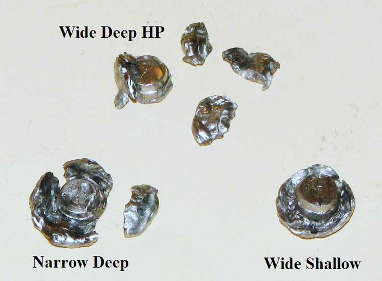 Bob Sterne Discusses Hollowpoint Slug Design