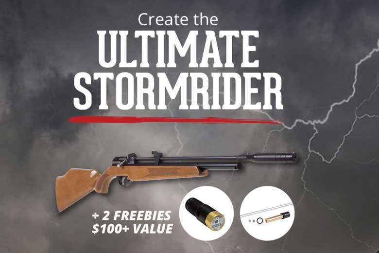 Upgrade Your Diana Stormrider And Save At Airgun Depot!