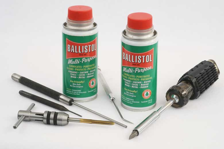Ballistol - The Product With A Million Uses
