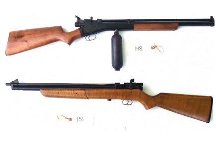Famous Airgun Collection Now Being Sold By Airguns Of Arizona