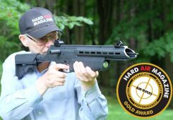 Umarex AirJavelin CO2 Arrow Rifle Test Review