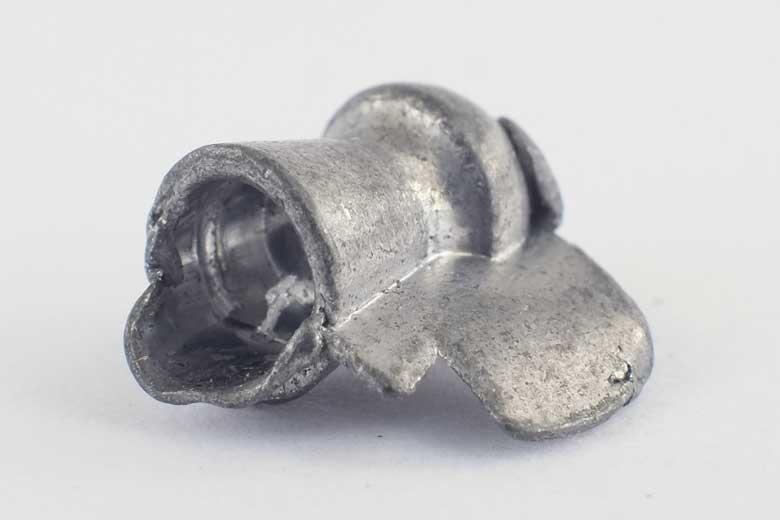 Here's Something Unusual - A Malformed Airgun Pellet