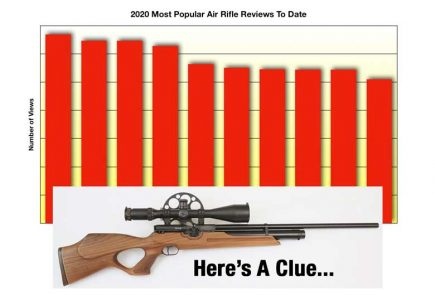 2020 Most Popular Air Rifle Reviews To Date