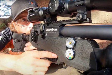 Brocock Commander Magnum XR Video Review