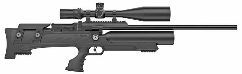 Aselkon PCP Air Rifles - A New Player In The Airgun Market