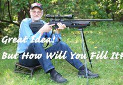 How To Use An Airgun Hand Pump