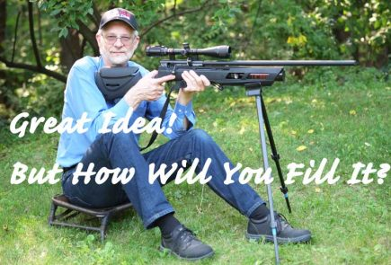 How To Use An Airgun Hand Pump