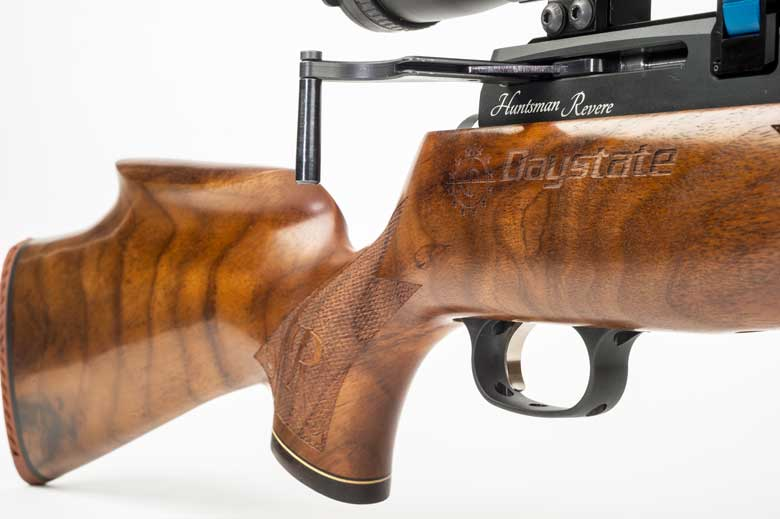 It's A July 4th Special New Airgun – The Daystate Huntsman Revere