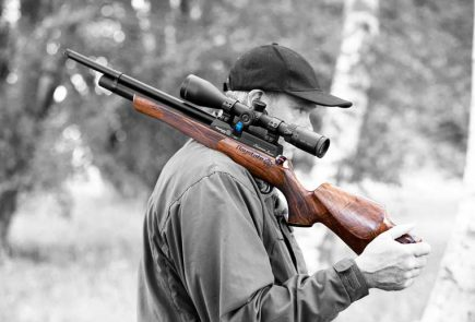 It's A July 4th Special New Airgun - The Daystate Huntsman Revere