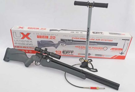 The Umarex Origin - An Ideal First PCP Air Rifle