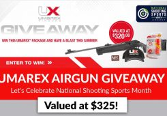 Umarex Supports National Shooting Sports Month - And So Can We All!