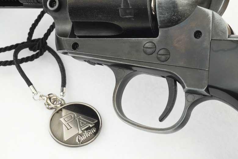 Pyramyd Air Custom CO2 Pellet Revolver Test Review