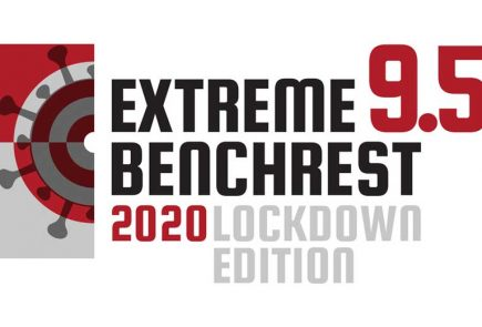 Extreme Benchrest 9.5 - Lockdown Edition