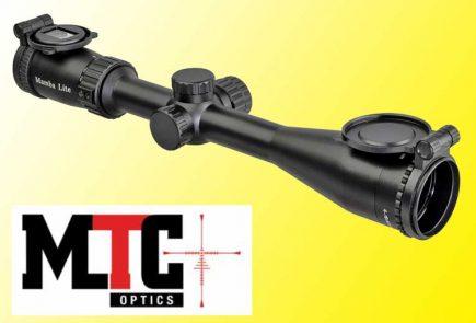 Great MTC Scope Deals At Airguns Of Arizona
