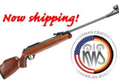 RWS 3400 Break Barrel Air Rifles Now Available