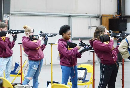 CMP, JROTC Air Rifle Virtual Matches For 2020-21 Season