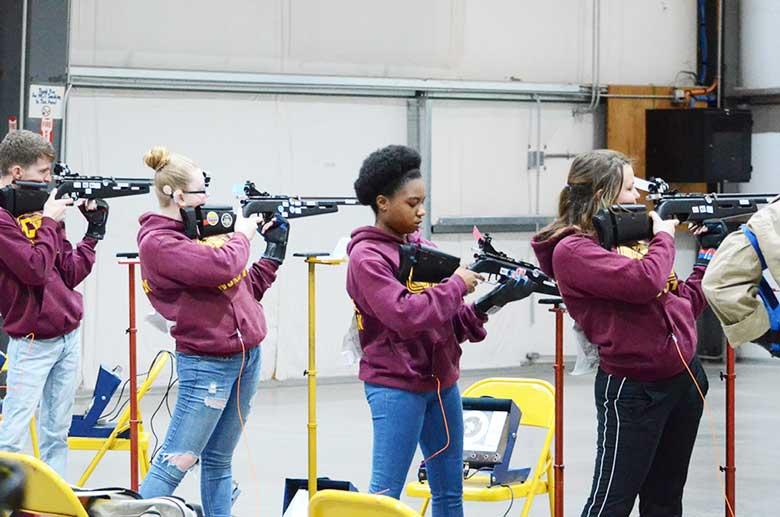 CMP, JROTC Air Rifle Virtual Matches For 2020-21 Season