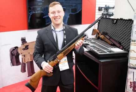 New Hatsan Hydra QE Multi-Caliber PCP Air Rifle Launched