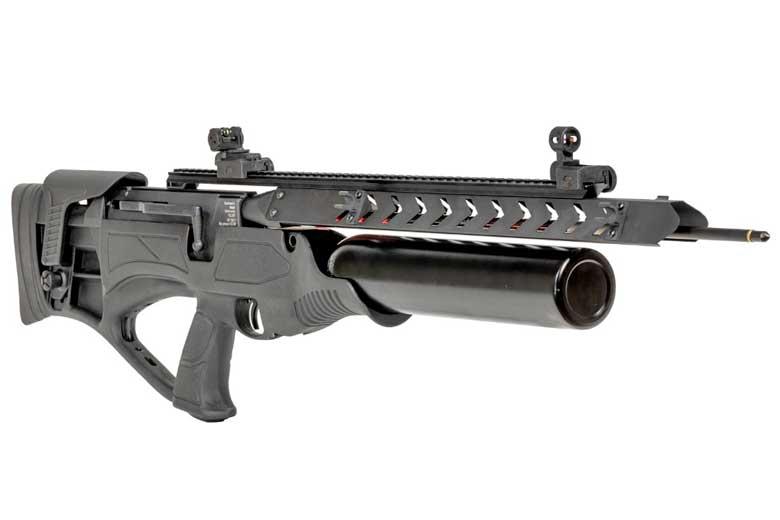 Hatsan Harpoon Arrow Rifle Announced